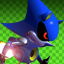 metal  sonic xbox live icon by Pichufan12