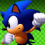 Sonic the hedgehog xbox live icon by Pichufan12