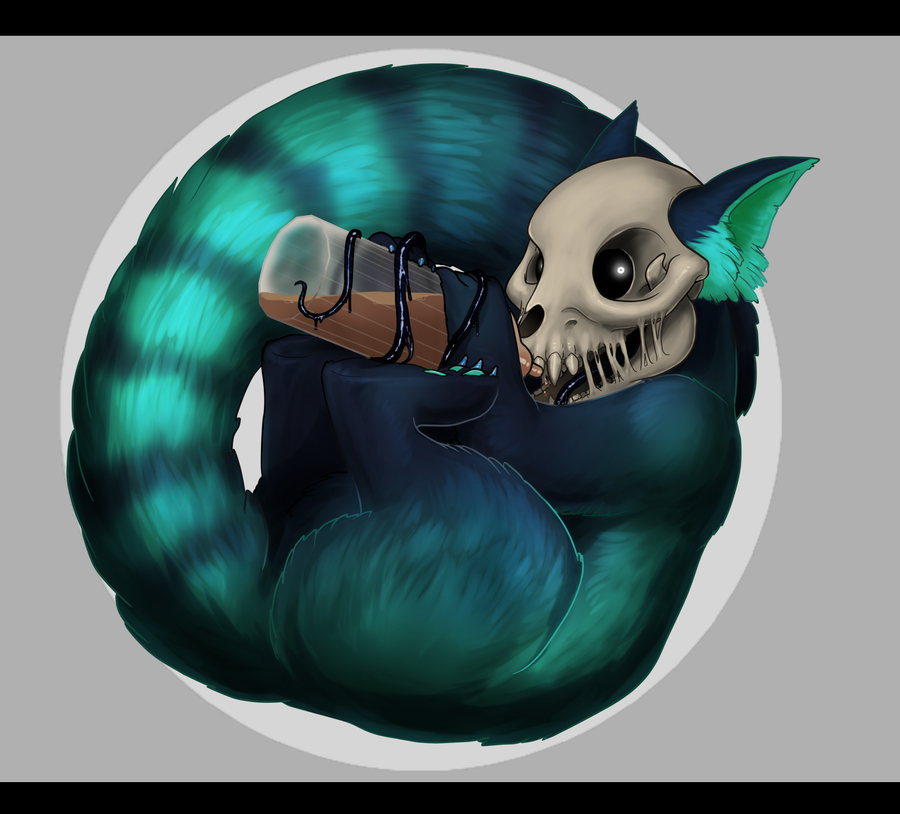 The blue panda - ID by BH-Stables