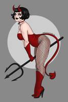 Devil Babe by Nojicakes