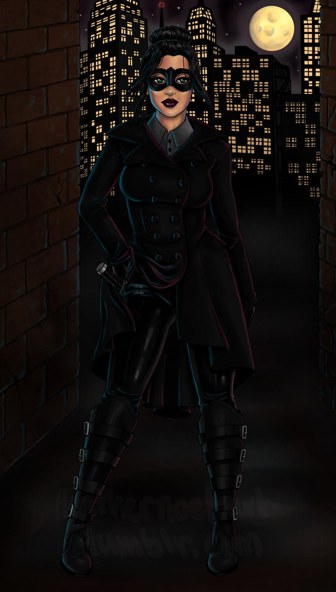 The Inquisitor by Nojicakes