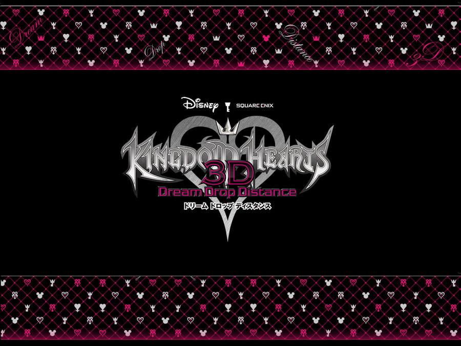 Kingdom Hearts 3D Wall...