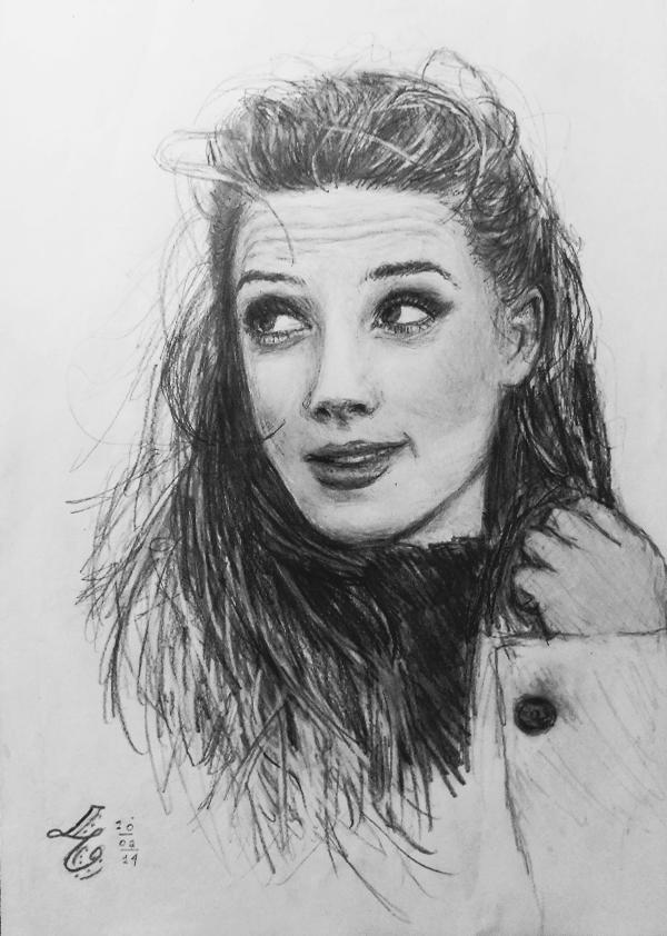 Quick Amber Heard by lohannaOliveira