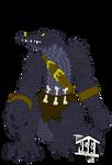 Gatorman by UnagiTakanashi