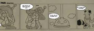 Loli and Nuki: Wrong Potion