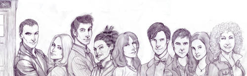 The Children of Time by Linxcat