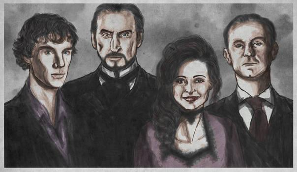 Family Vetinari-Holmes