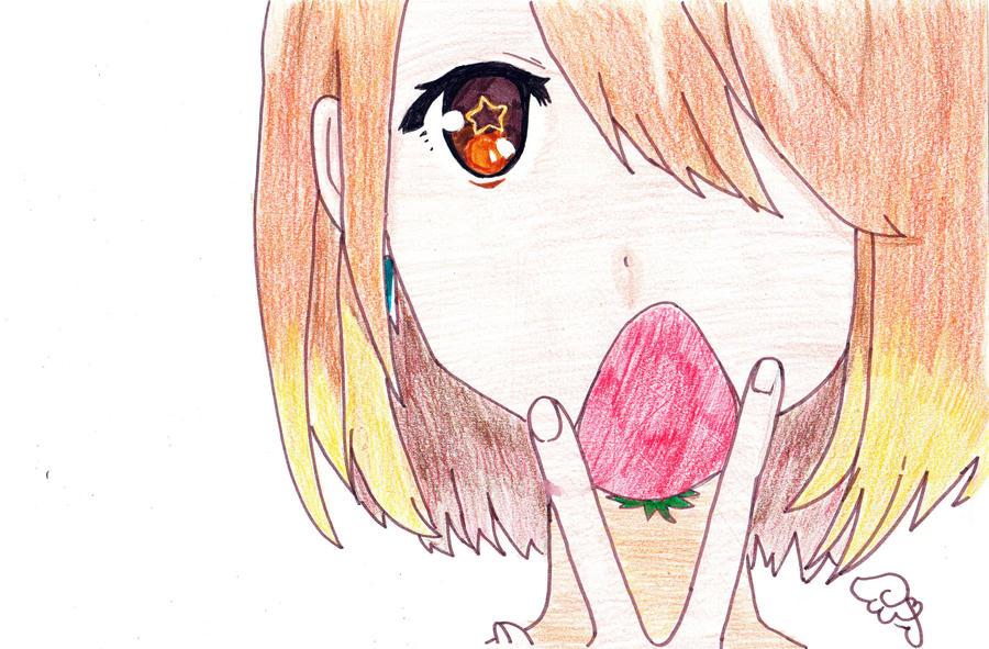 Yui Hirasawa by kawaii-kura-blossom