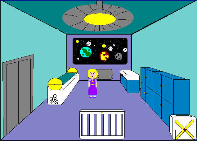 My very first 2d game room by bunny gypsy on deviantart for 2d room design