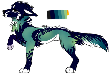 Night Sky Adopt AUCTION [OPEN] by wolvesofpride