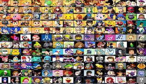 Super Smash Bros Arcade Edition