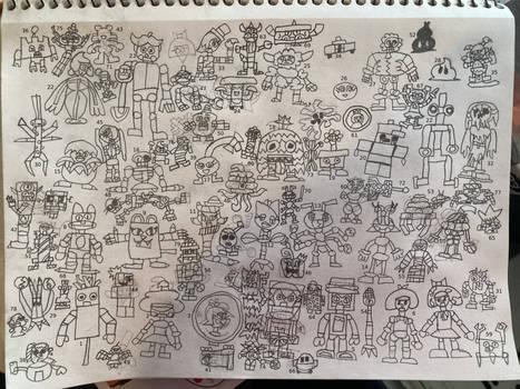 Loamys Animatronics (Version 5.0)