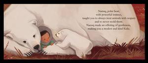 Sweetest Kulu- Polar Bear