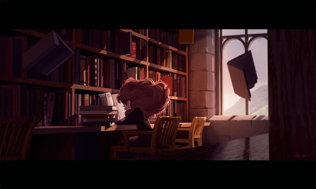 Light Reading by beavotron
