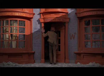 Weasley's Wizard Wheezes by beavotron