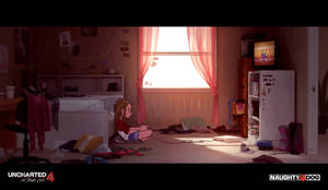 Uncharted 4: Cassie's Room