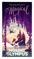 Gallery Nucleus: Disney Travel Poster