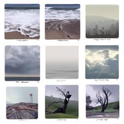 Landscape Studies- Collection 2