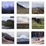 Landscape Studies- Collection 3