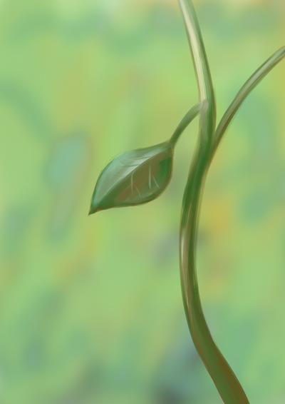 Leaf by eanbowman