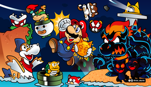 Super Mario Day Bowser Fury