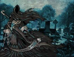 la muerte by julif-art