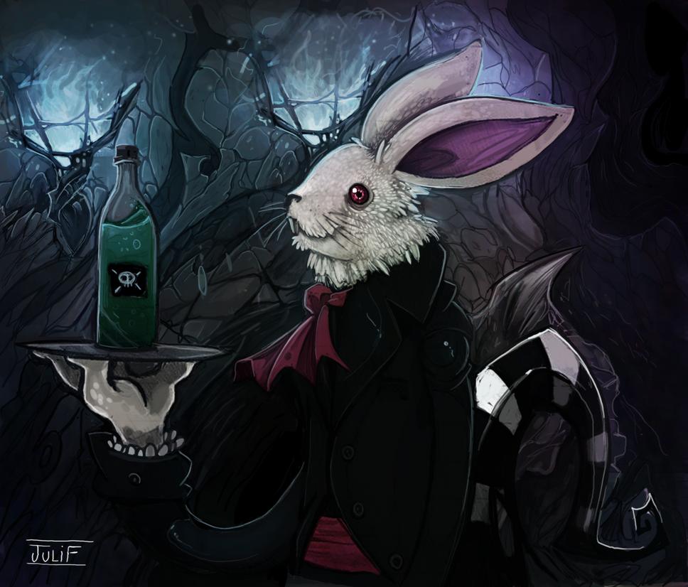 Bunnyboy by julif-art