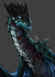 otro dragon by julif-art
