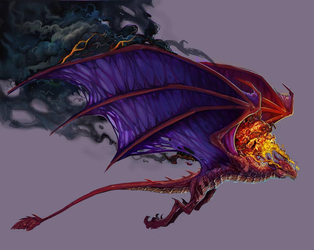 dragon by julif-art