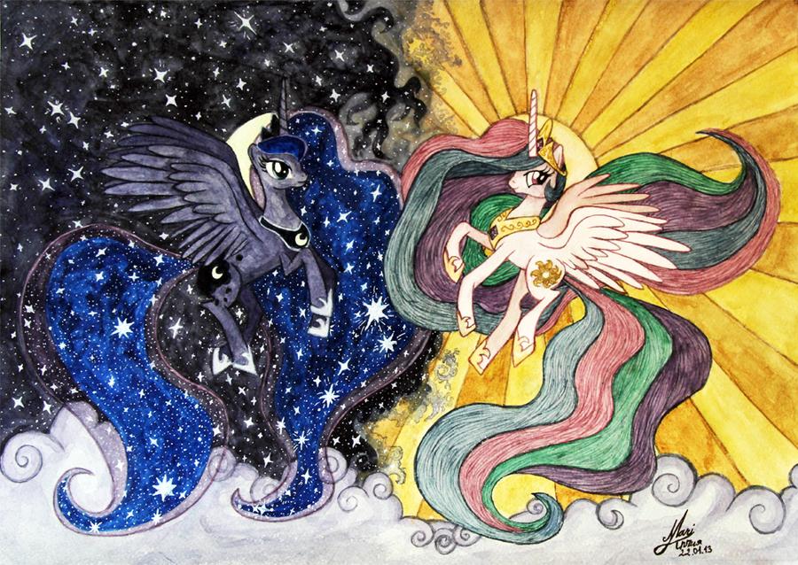 Princesses by MariAnrua