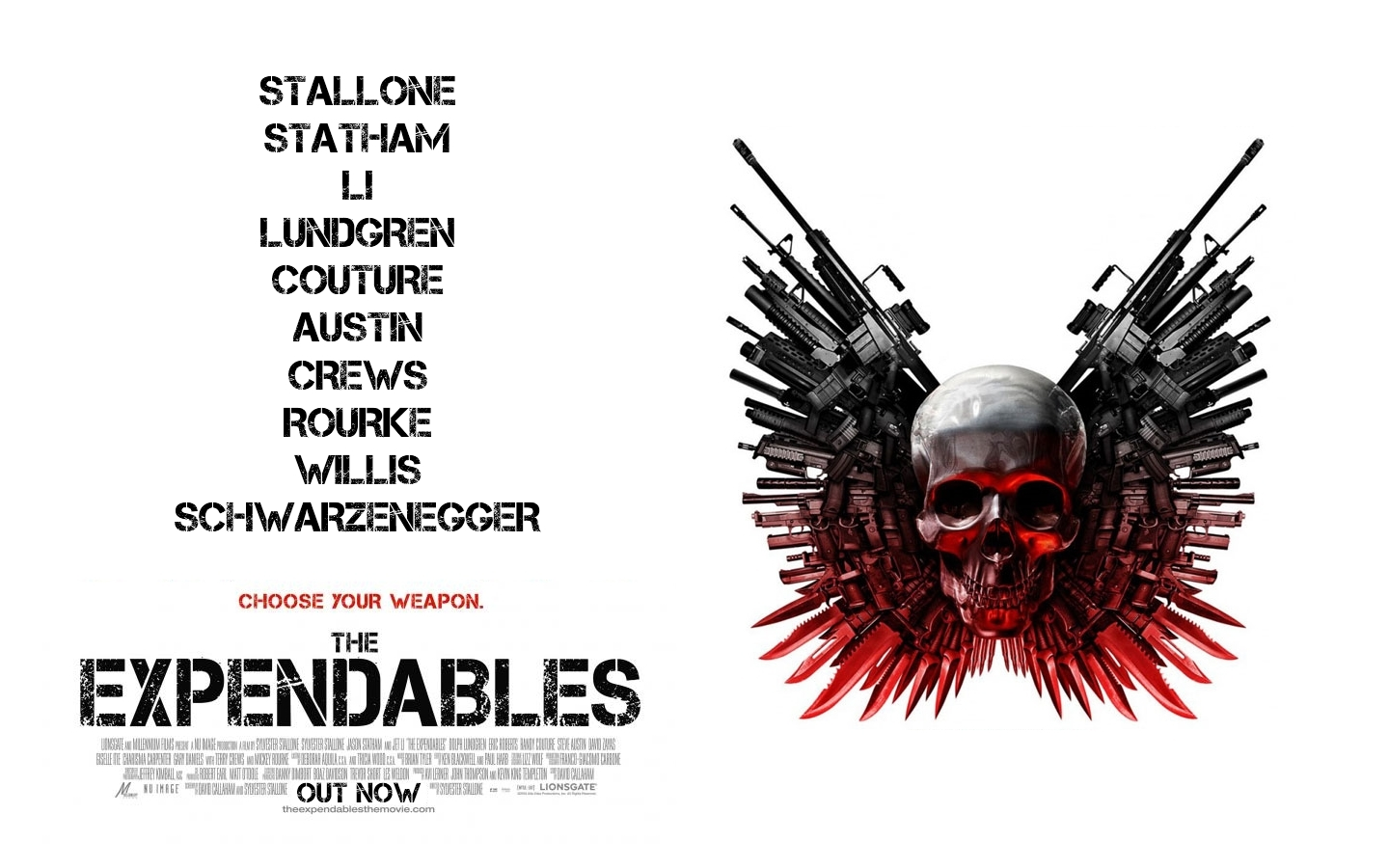 Expendables 2 Skull Logo Expendables logo vector.