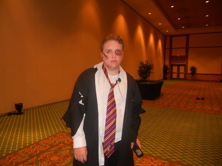 Neville Longbottom Costume by wrightisright3