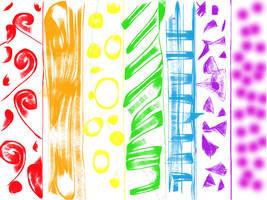 A strange rainbow by Beny17