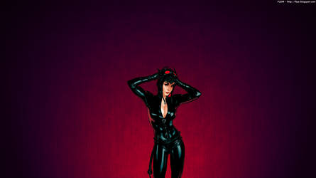 1366x768 Series Catwoman