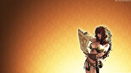 1366x768 Series Red Sonja