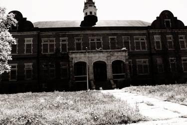 Pennhurst Asylum by truecolor101