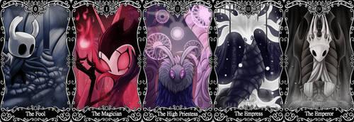 Hollow Knight Tarot Part 1 by Hexabeast