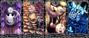 Hollow Knight Tarot - Pentacles Part 3