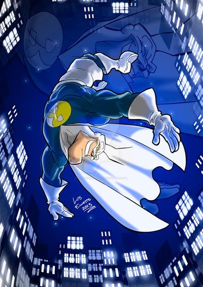 BUGMAN salta para a noite by luisernesto
