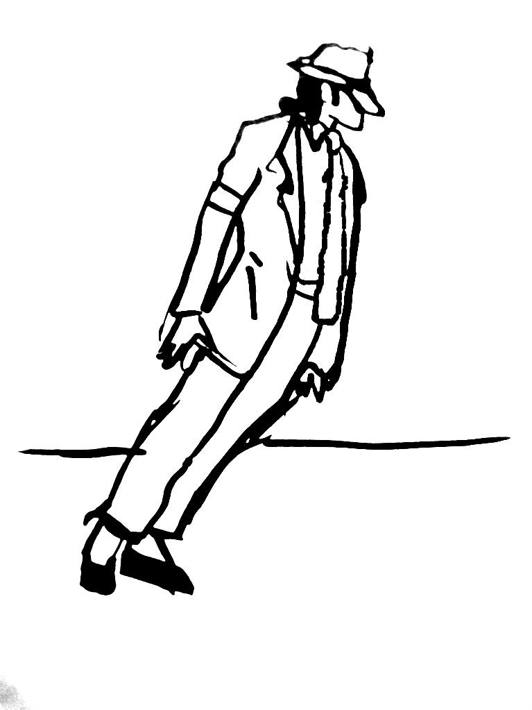 Ausmalbilder f r kinder malvorlagen und malbuch for Michael jackson billie jean coloring pages