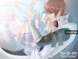 I'll Always Protect you by IGiacbkI