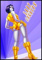Lady Legasus by DoctorSoull