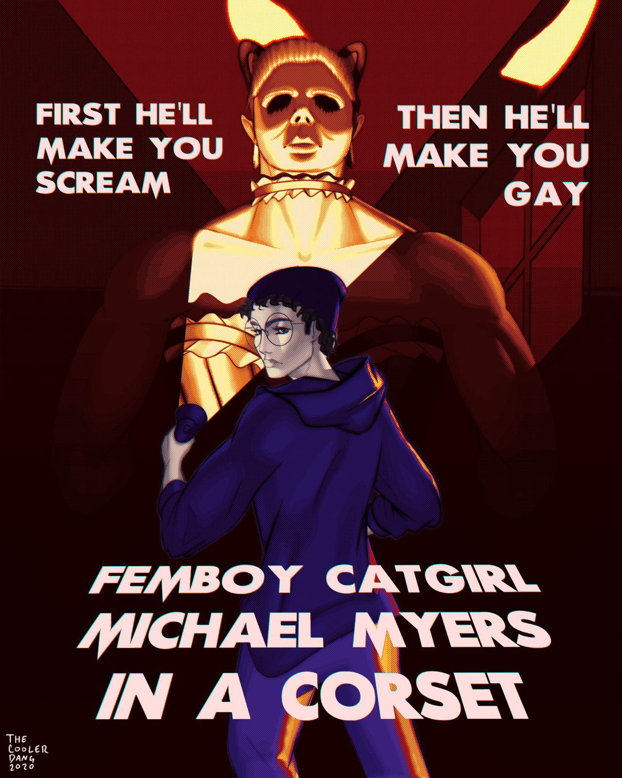 Catgirl Michael Myers