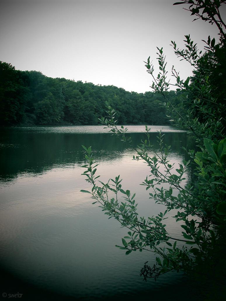 Lake whispers by Suvetar