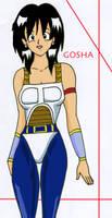 Gosha by sonjamoon