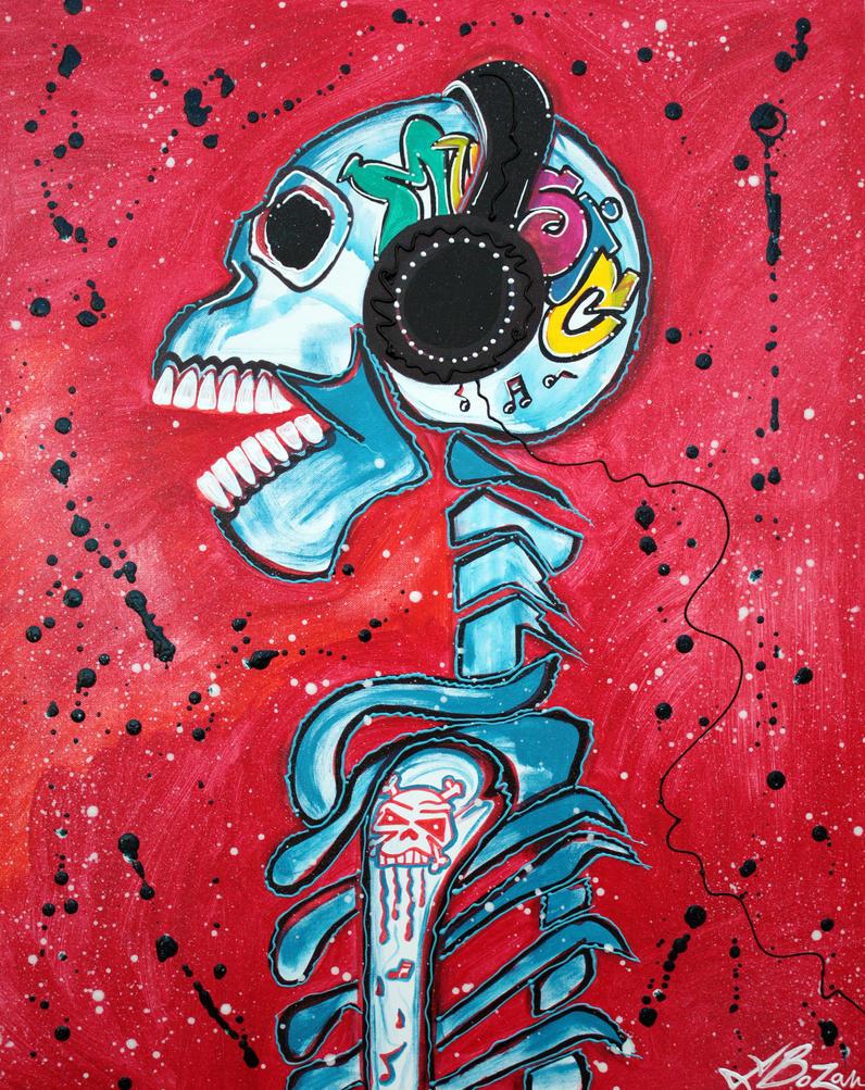 Music is Art by barbosaart