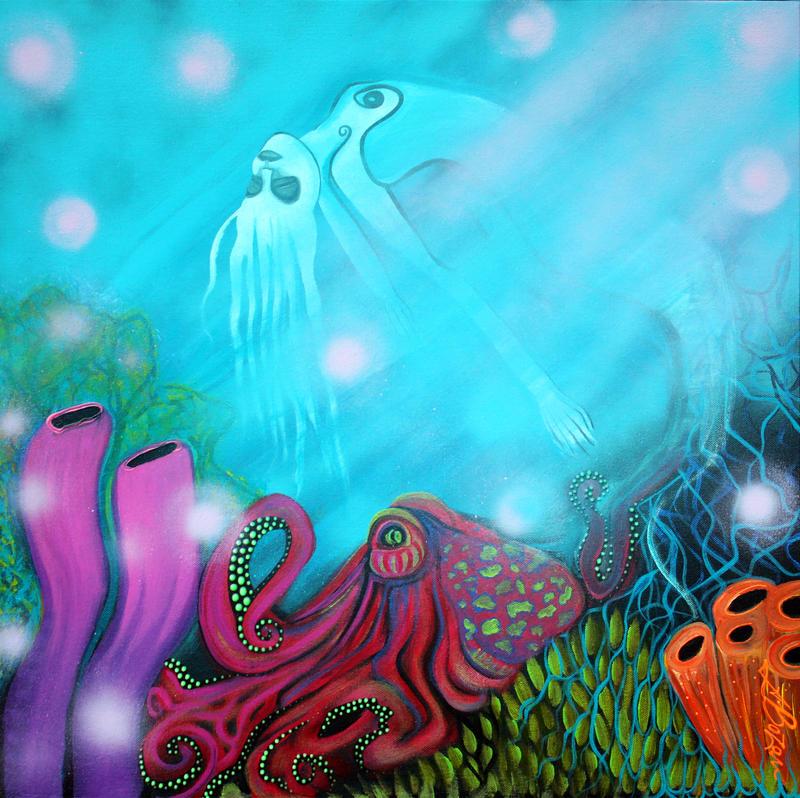 Sea of Dreams by barbosaart