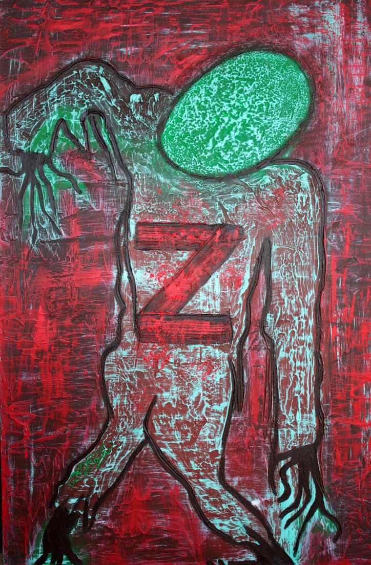 Z 4 Zombie by barbosaart