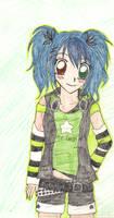 Yomiko: Trade w.ZombieInsanity by VickyThld