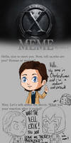 X-Men FC Meme - Charles